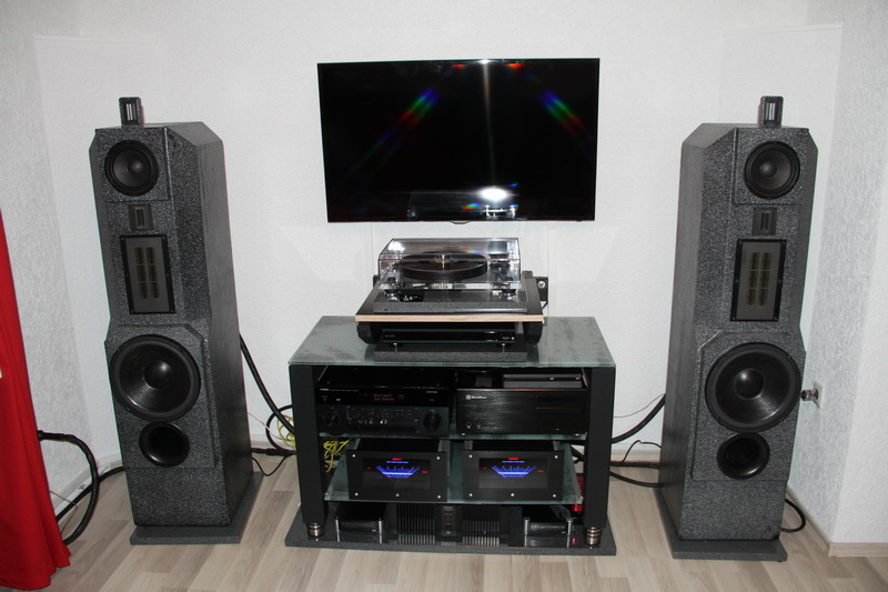 High End Reference A&O R.A.N.S Upgrade
